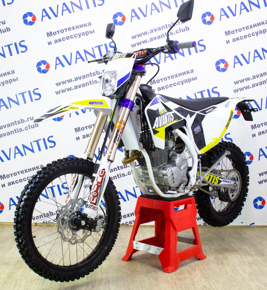 Мотоцикл Avantis Enduro 250 FA (Design HS)
