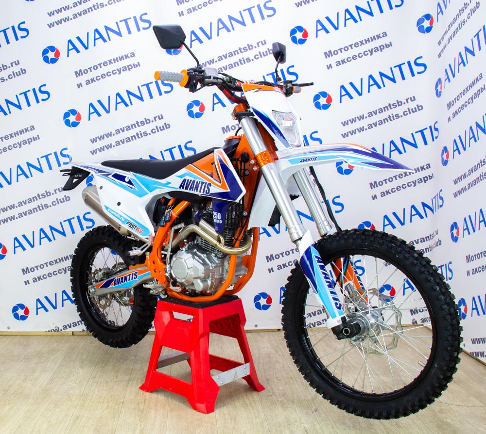 Мотоцикл Avantis Enduro 250 (с ПТС)
