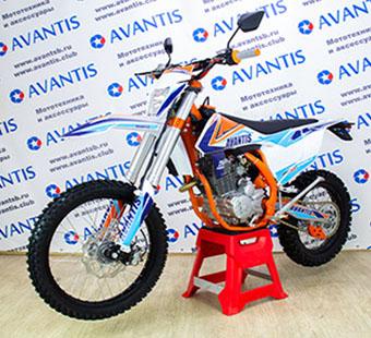 купить Мотоцикл Avantis Enduro 250 c ПТС