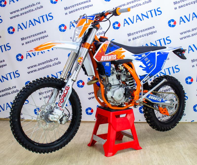 Мотоцикл Avantis Enduro 300 Carb (с ПТС)