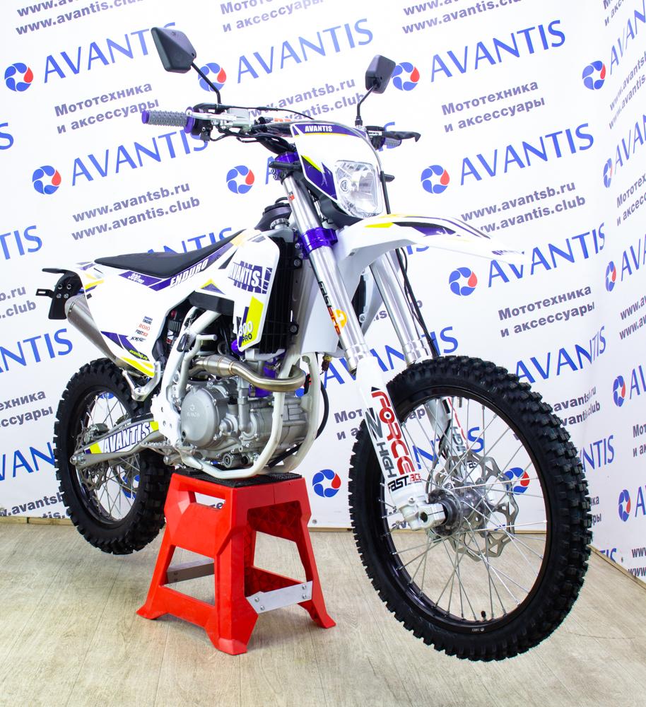 Мотоцикл Avantis Enduro 300 Carb (Design HS)