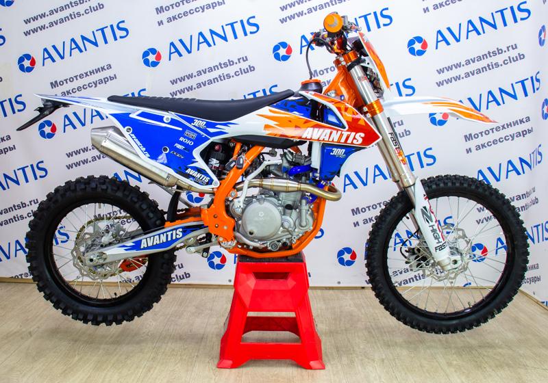 Мотоцикл Avantis Enduro 300 Carb