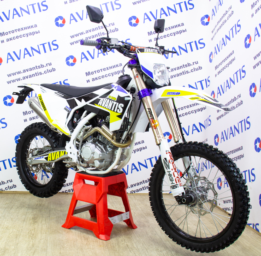 Мотоцикл Avantis Enduro 250 FA с ПТС