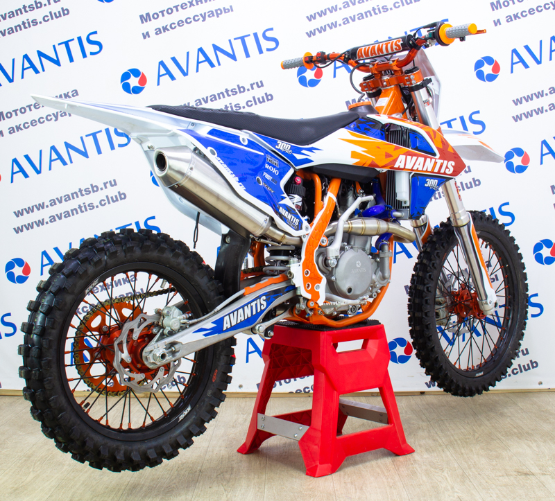 Мотоцикл Avantis Enduro 300 Pro/EFI ( Design KT)