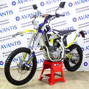 купить Мотоцикл Avantis Enduro 250 off road