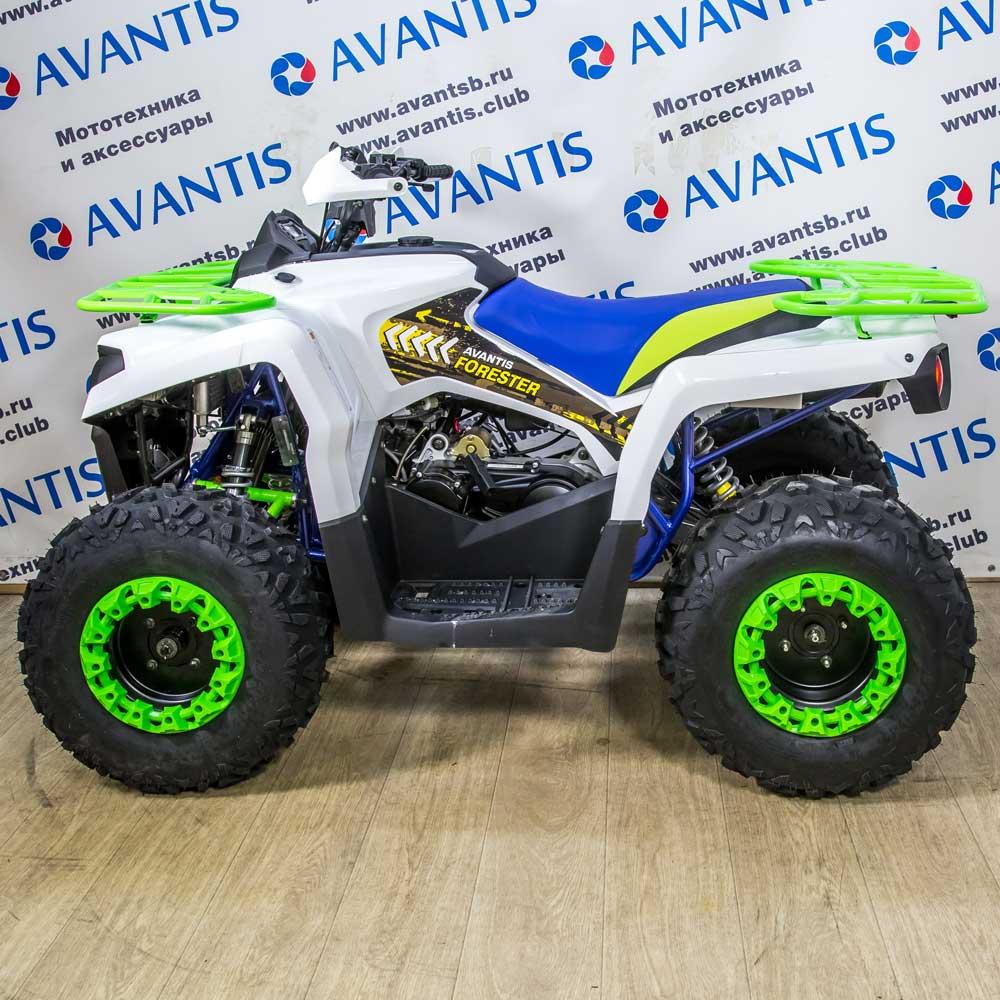 Купить Квадроцикл Avantis Forester 200