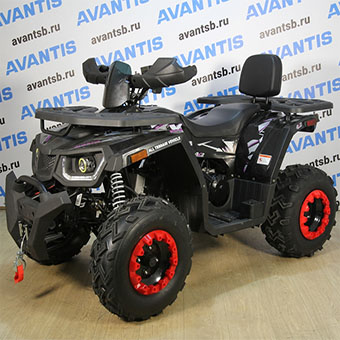 Купить Квадроцикл Avantis Hunter 200 Big Lux