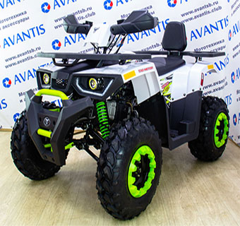 Купить Квадроцикл Avantis Hunter 200 New Lux (Баланс.Вал)