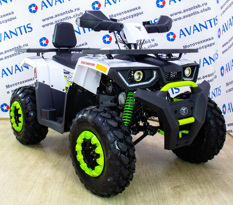 Купить Квадроцикл Avantis Hunter 200 New Lux (Баланс.Вал)