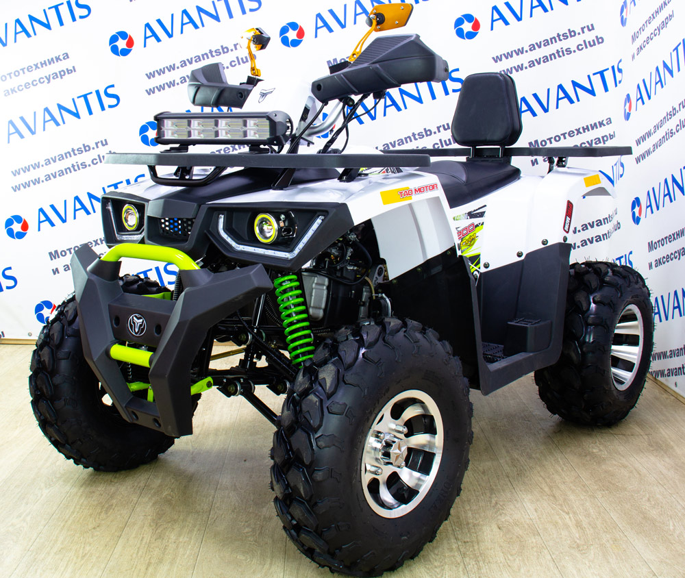 Квадроцикл Avantis Hunter 200 New Premium (Баланс. Вал)