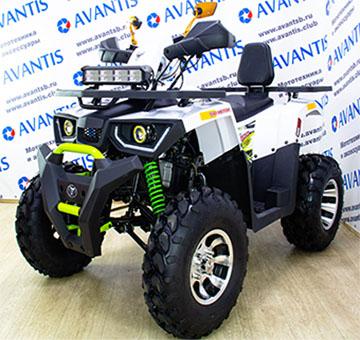 Купить Квадроцикл Avantis Hunter 200 New Premium (Баланс. Вал)