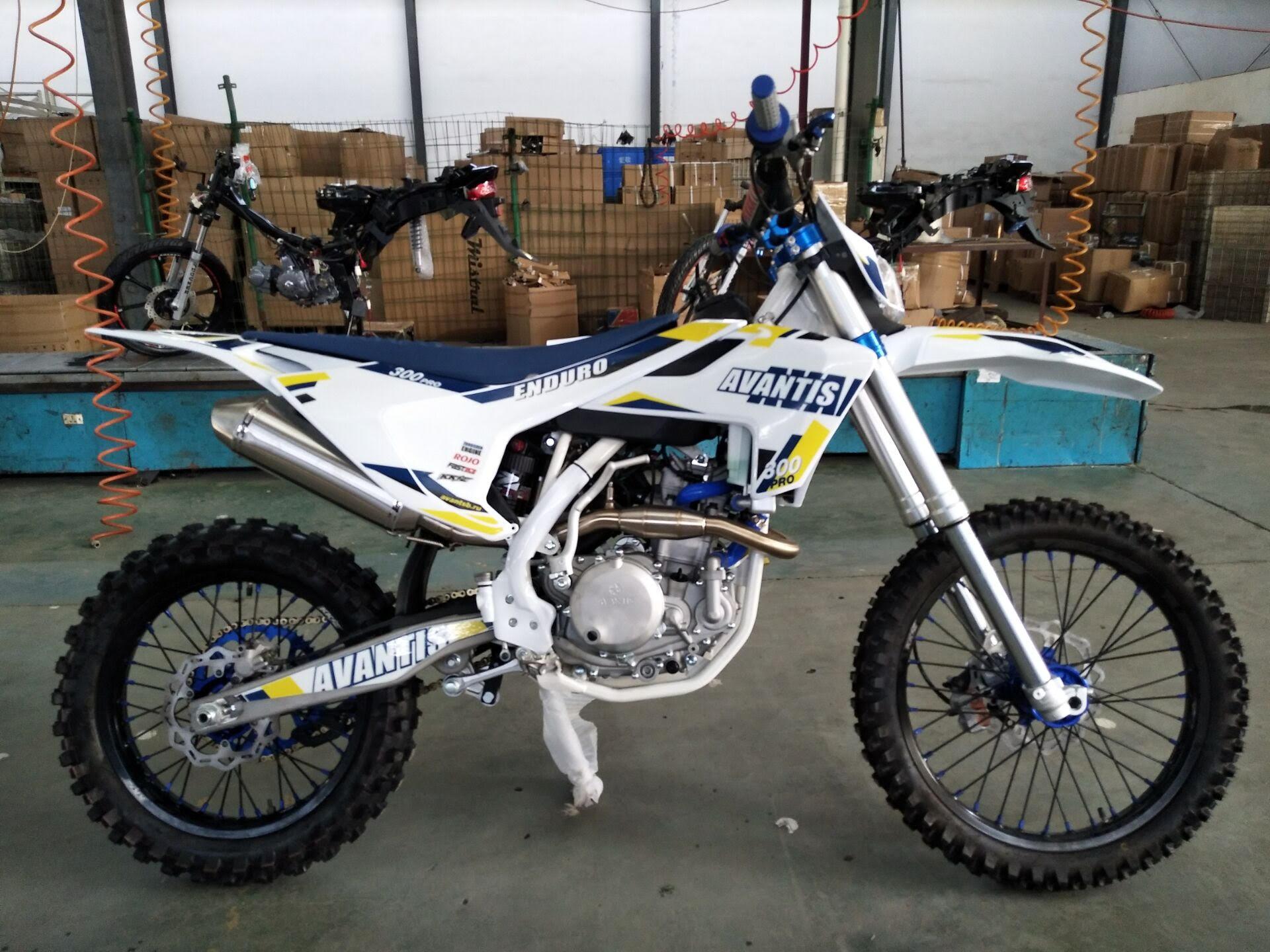 Мотоцикл Avantis Enduro 300 Pro/EFI (с ПТС)